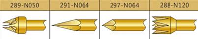 SP075探针头型